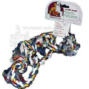Penn Plax Ruff Rope 3 Rings Small Dog Toy