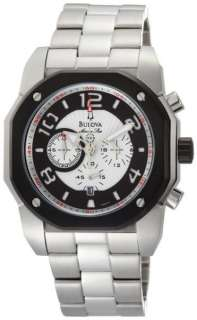 Marine Star Chronograph Stainless Steel Mens Watch 98B137