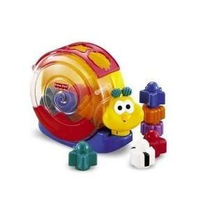 Fisher Price Brilliant Basics Singin Snail Pail Toys