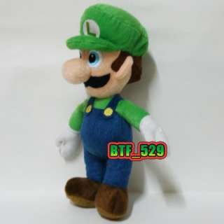 New Super Mario Bros Plush Figure(91/2 Stand Luigi )