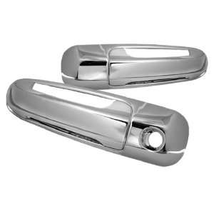 Ram 2Dr /Dodge Dakota 2Dr Chrome Door Handle Cover No PSKH Automotive