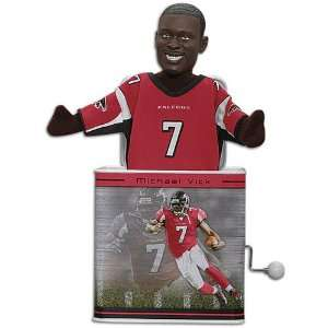 Falcons Upper Deck NFL Jox Box