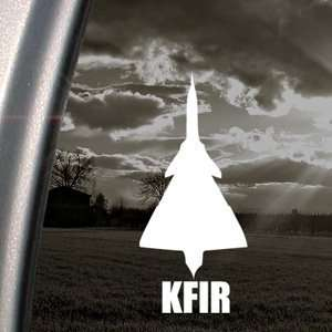KFIR Decal Military Soldier Car Truck Window Sticker