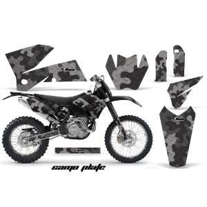 Amr Racing KTM C4 Sx, Exc, MXC Mx Dirt Bike Graphic Kit   2005 2007