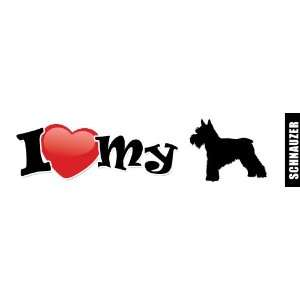 Dog Bumper Sticker/Decal   Adopt A Dog  I love my