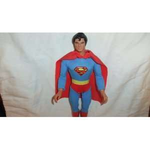 INCH MEGO WORLDS GREATEST SUPER HEROES SUPERMAN FIGURE Toys & Games