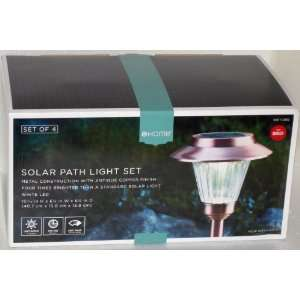 Target at Home Solar Light Set Up to 8 Hour Run Time