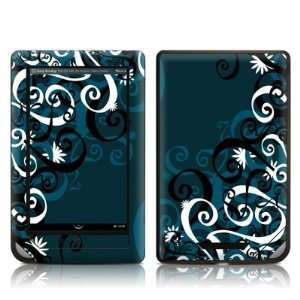 Midnight Garden Design Protective Decal Skin Sticker for