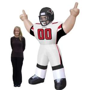 Atlanta Falcons 8 Tall Tiny NFL Inflatable Merchandise