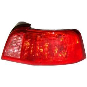 OE Replacement Mitsubishi Galant Passenger Side Taillight