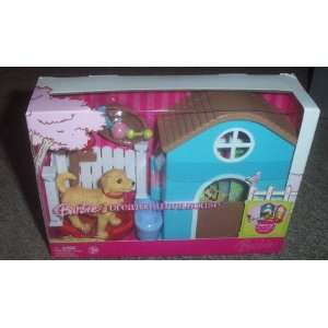Barbie Dream Puppy House  Toys & Games