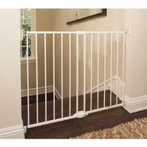 Munchkin 31046 Extending Extra Tall and Wide Metal Gate Baby