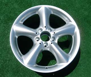 PERFECT Genuine OEM Factory Mercedes Benz C350 C230 17 inch Rear WHEEL
