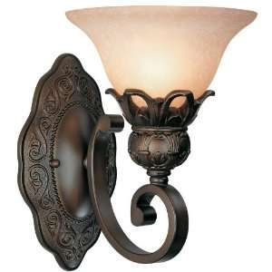 Chestnut Ridge Renaissance Up Lighting Wall Sconce from the Ches
