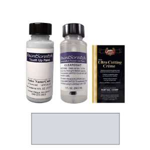 Oz. Gray Pearl Metallic Paint Bottle Kit for 1986 Mercedes Benz All