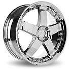 18 Ace 184 (Zeus) Alloy Wheels & Nankang NS 20 Tyres   NISSAN 100