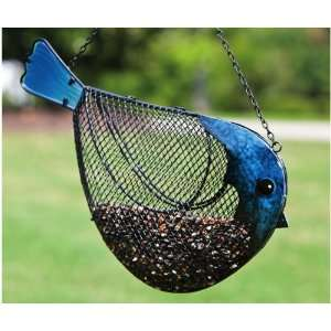 and Glass Bird Feeder   (Bird Feeders) (Seed Feeders)