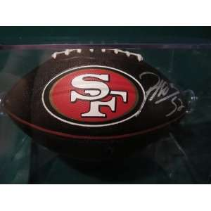 Patrick Willis San Francisco 49ers Signed Autographed