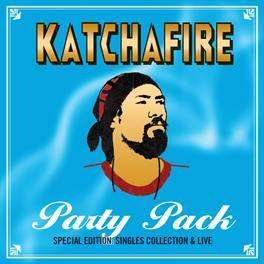 KATCHAFIRE  2 CD PARTY PACK  SINGLES & LIVE ALBUMS