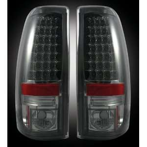 Recon LED Tail Lights   99 07 Chevy Silverado / GMC Sierra