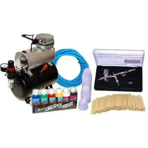 Hose and Quiet TC 20T Air Compressor with Tank Arts, Crafts & Sewing