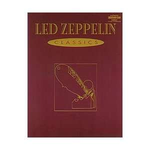 Led Zeppelin Classics Musical Instruments