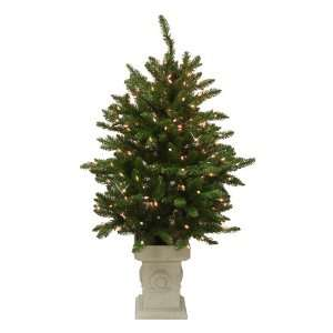 Spruce Artificial Christmas Tree   150 Clear Lights