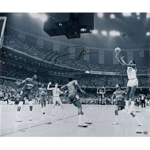 MICHAEL JORDAN Signed 1982 NCAA Championship Shot UDA   New