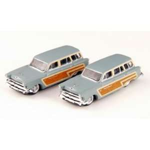 N 1953 Ford Country Squire Wagon, Glacier Blue(2) Toys