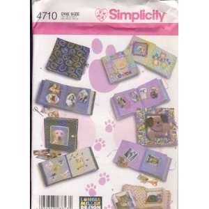 Simplicity Sewing Pattern 4710   Use to Make   Pet