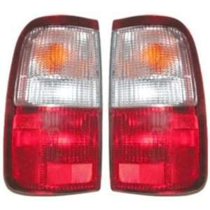 93 94 95 Toyota T 100 T100 Truck Taillight Taillamp Set