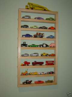64 SCALE DIE CAST 32   Car Display Case*