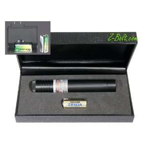 Lithium Power Astronomy Green Laser & Charger Kit Office