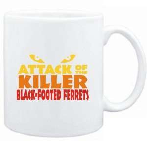 Attack of the killer Black Footed Ferrets  Animals