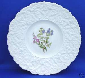 Luncheon Plate Royal Cauldon WOODSTOCK Speedwell A++