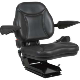 Products Big Boy Suspension Tractor Seat Black #BBS108BL