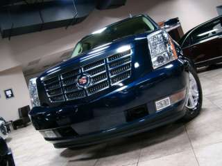 awd 4dr suv 2007 cadillac escalade awd suv blue loaded navigation just