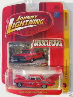 MUSCLE CARS R17 1964 FORD FAIRLANE THUNDERBOLT 427