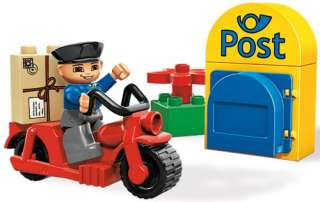 You are looking at Lego Duplo Postman #5638