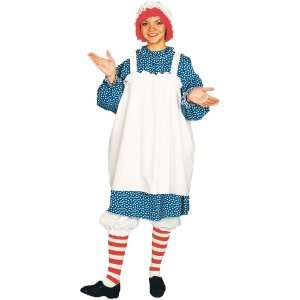 Raggedy Ann Adult Costume, 9013