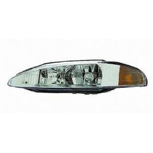 95 96 Mitsubishi Eclipse Headlight (Driver Side) (1995 95 1996