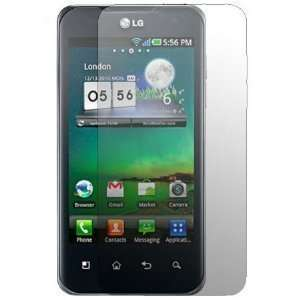 LG P990 Optimus 2X Anti Glare Matte Screen Protector/Film
