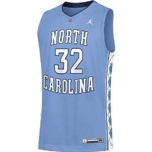 Nike North Carolina Tar Heels 2009 2010 College Twill Jersey