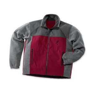 Browning Ace Shooting Jacket Red/Grey L #3040115003