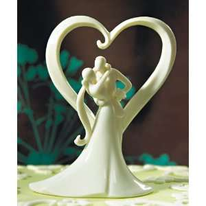 Baby Keepsake Stylish Embrace Cake Topper Baby
