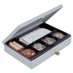 Heavy Duty Steel Low Profile Cash Box MMF221618001