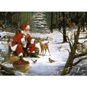 Forest Friends Advent Calendar (C512)