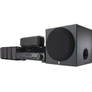 Yamaha YHT 397 5.1 Channel Home Theater System Electronics