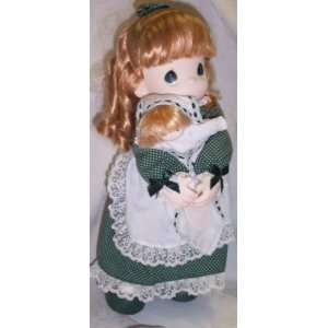 Precious Moments 16 Doll Kelly & Baby Erin #1122 Toys & Games