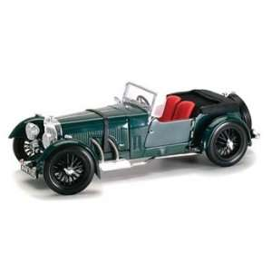 1934 Aston Martin MKII diecast model car 118 scale die